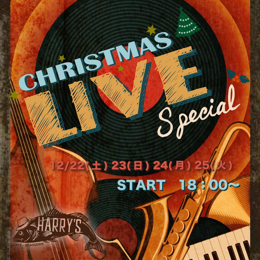 CHRISTMAS SPECIAL LIVE